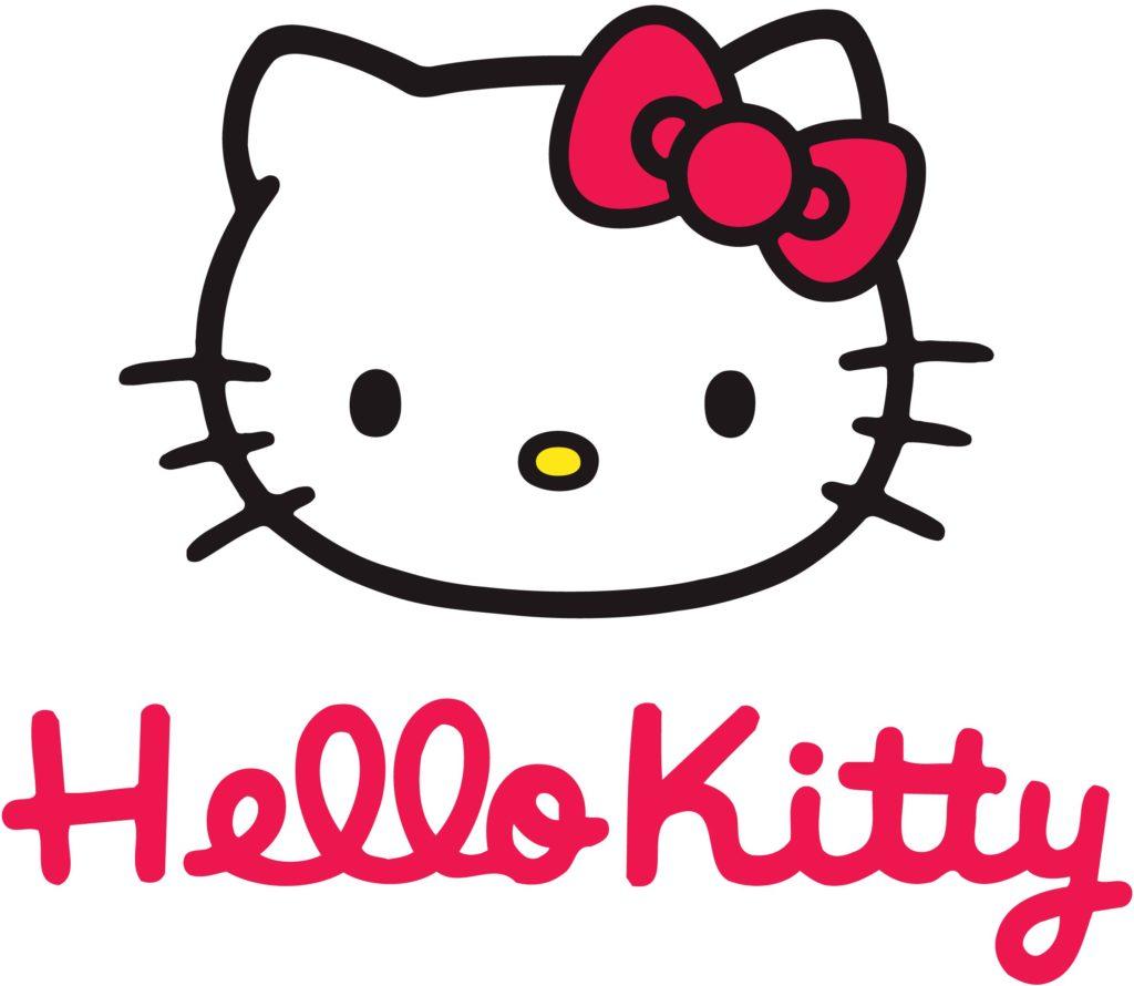 Hình ảnh logo Hello Kitty ddepj
