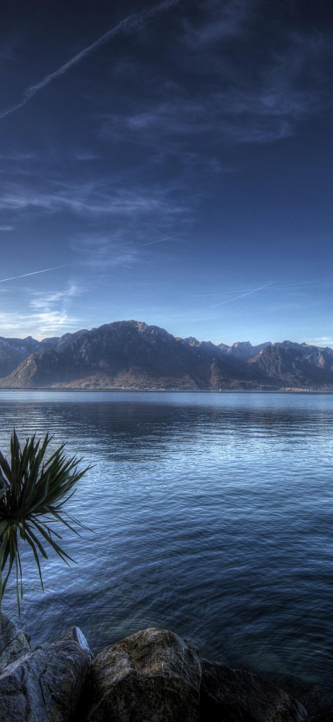 Hình nền thiên nhiên đẹp cho iphone x