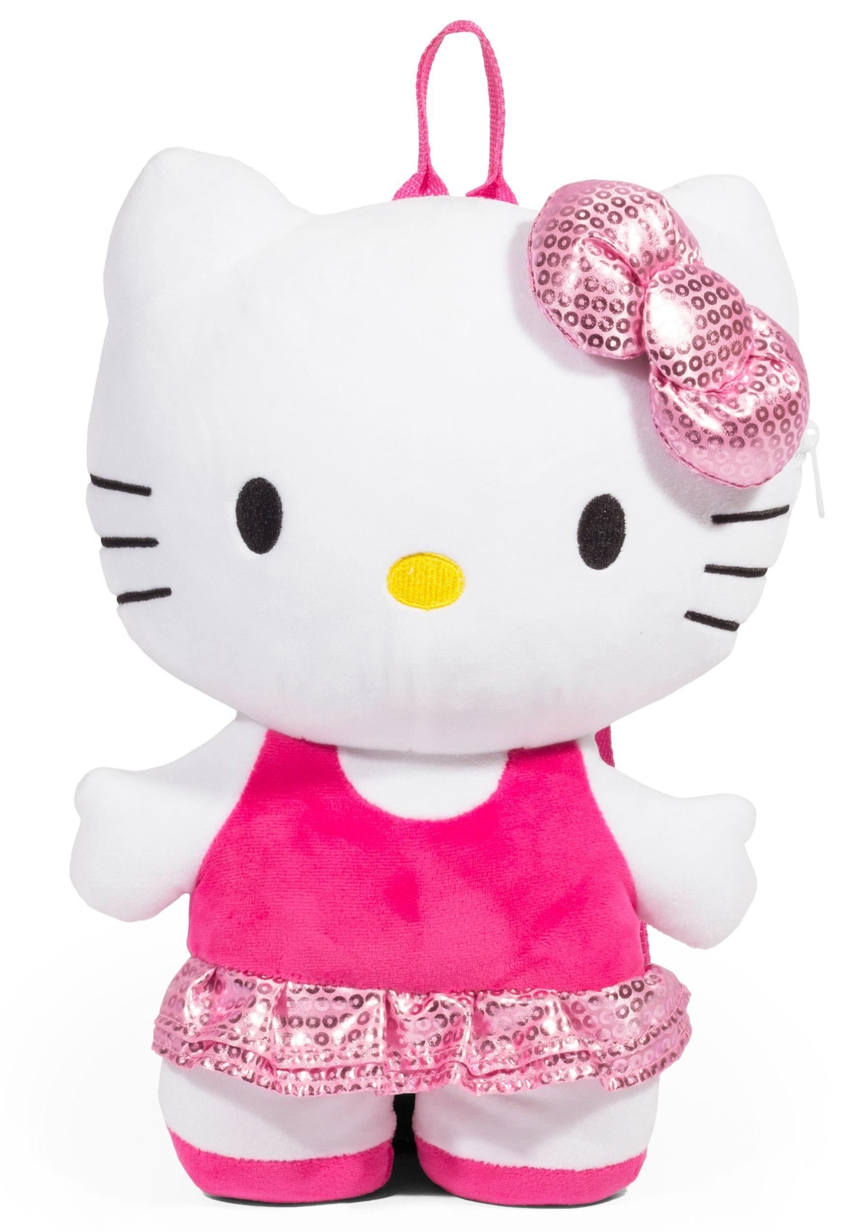 Hình nộm Hello Kitty rất xinh