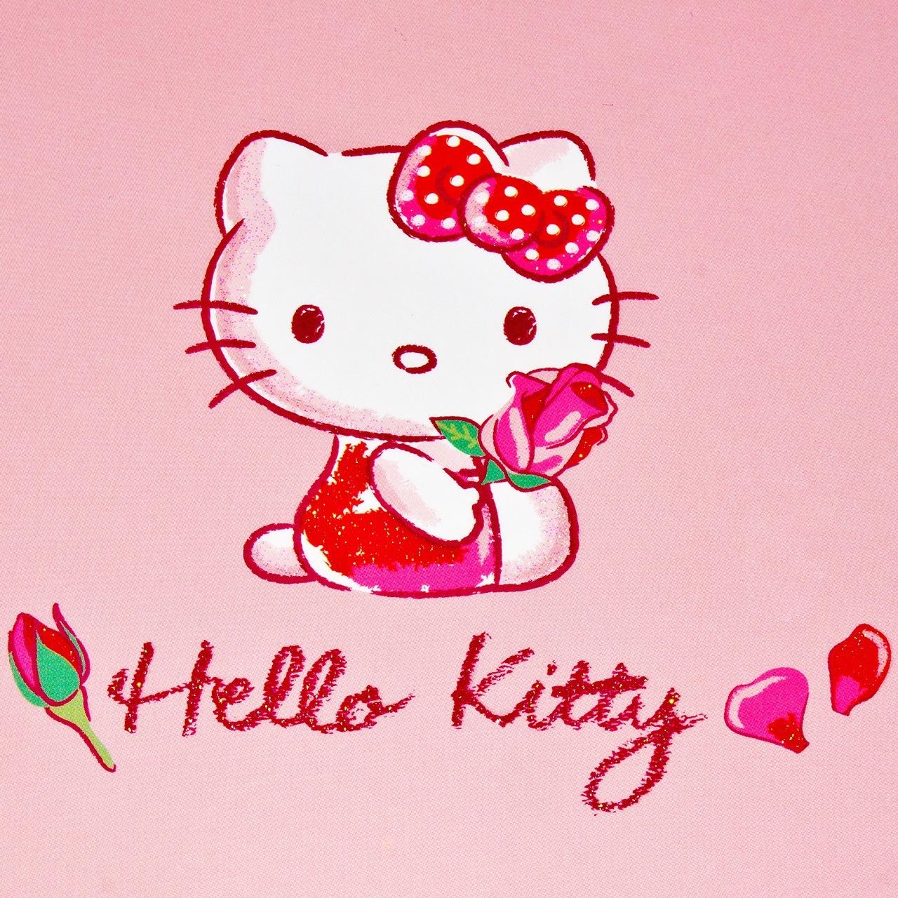 Hình vẽ Hello Kitty rất đẹp