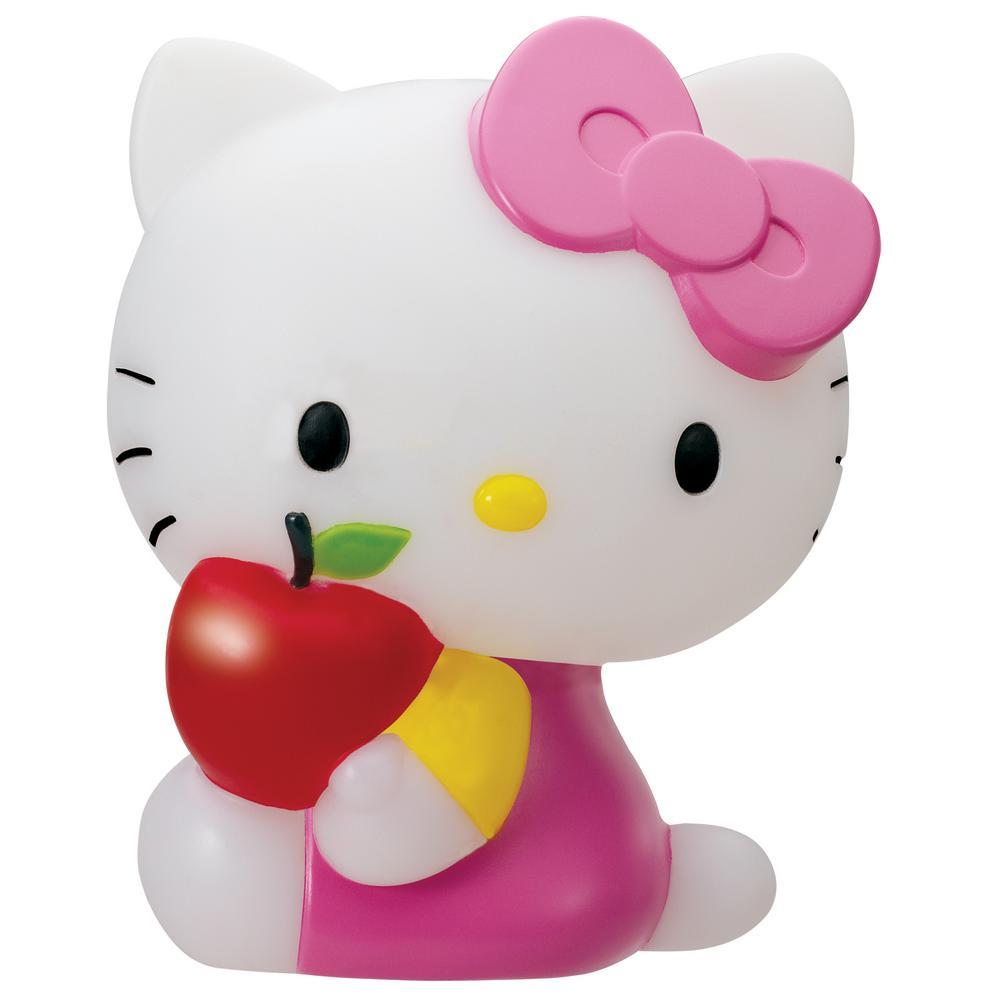 Tượng nhỏ Hello Kitty bằng nhựa