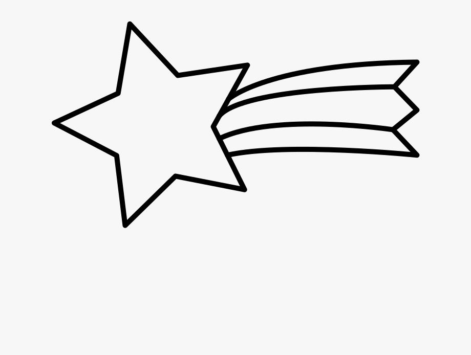 Tranh tô màu ngôi sao cho bé