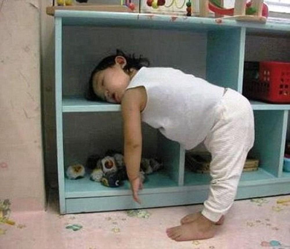 Hình ảnh buồn ngủ dễ thương và hài hước nhất