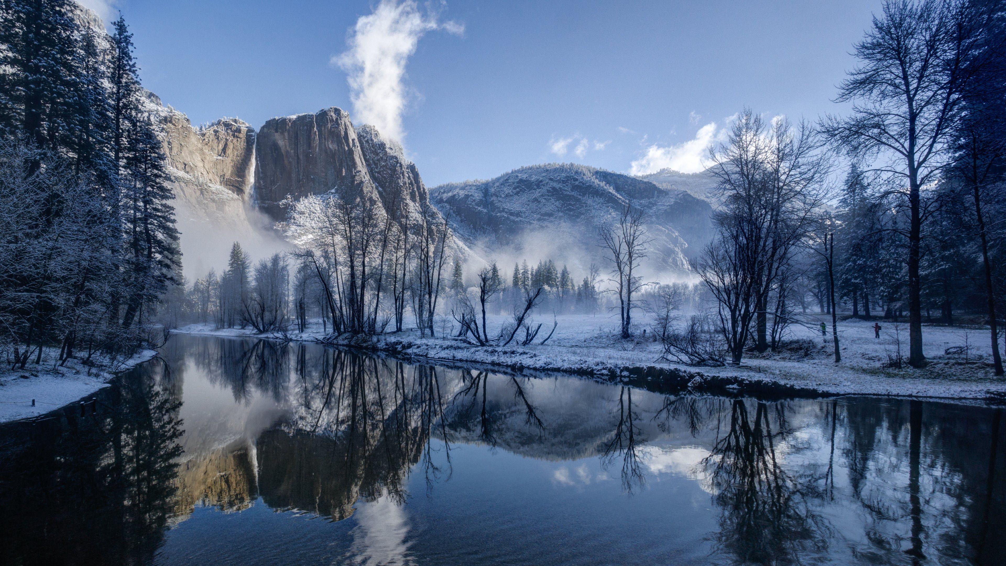 Hình nền 4K phong cảnh thiên nhiên