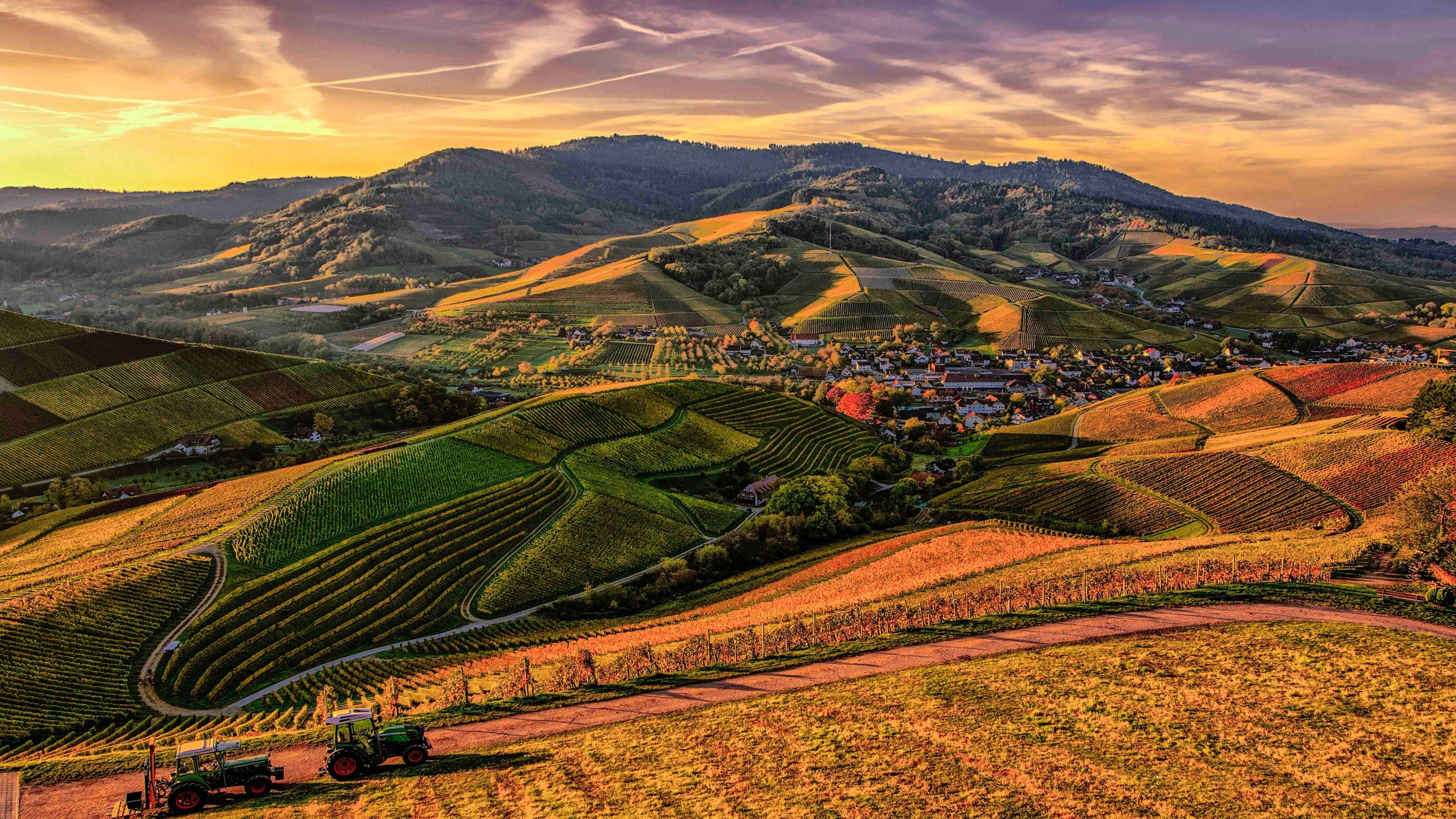 Hình nền phong cảnh thiên nhiên 4K đẹp