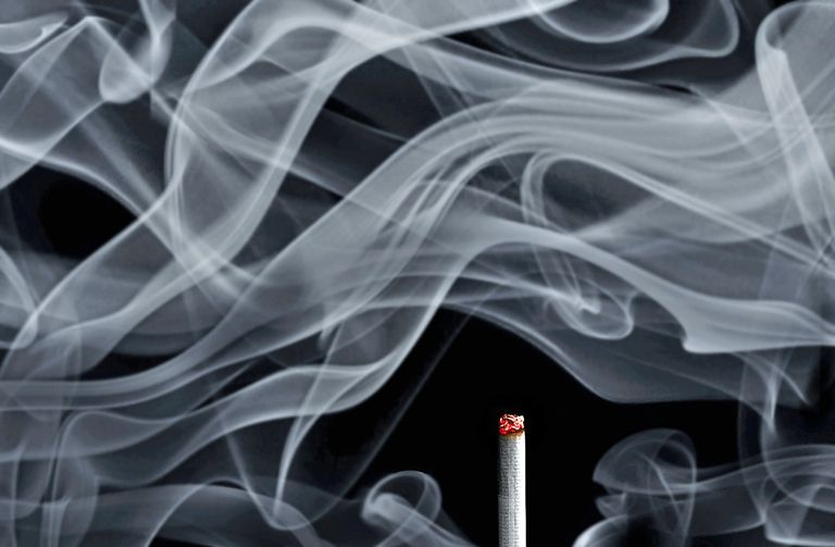 Ảnh khói thuốc đẹp