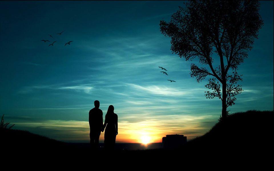 Hình ảnh hi vọng trong tình yêu