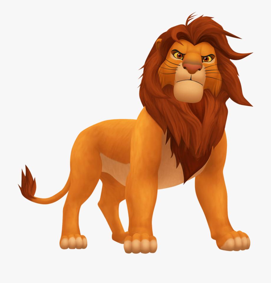 Hình ảnh hoạt hình vua sư tử