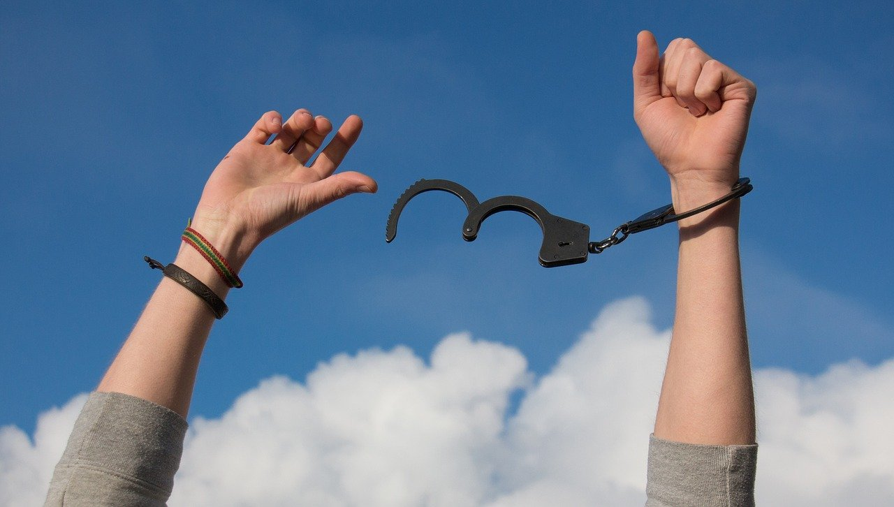 Hình ảnh hy vọng và tự do