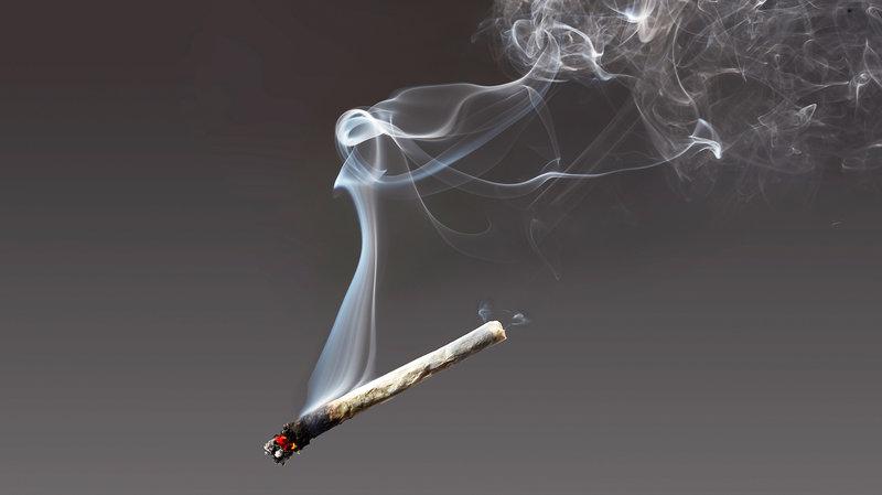 Hình ảnh khói thuốc