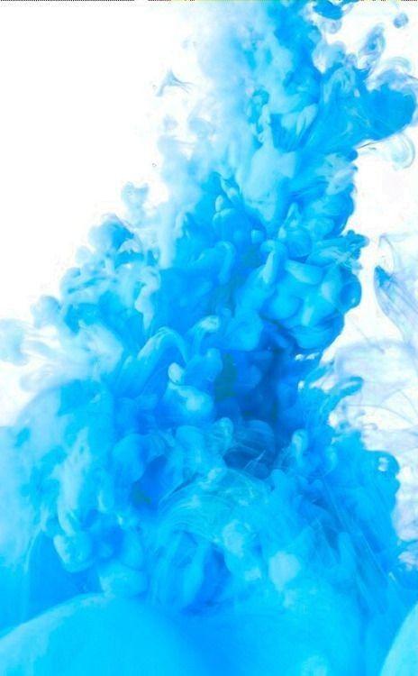 Hình ảnh khói xanh dương