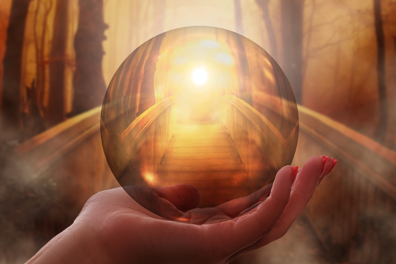 Hình ảnh về ánh sáng hy vọng