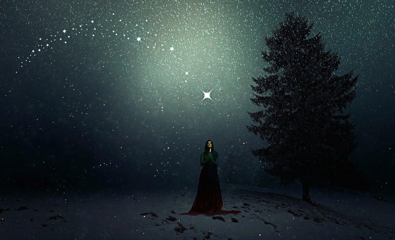 Hình ảnh về ngôi sao hi vọng