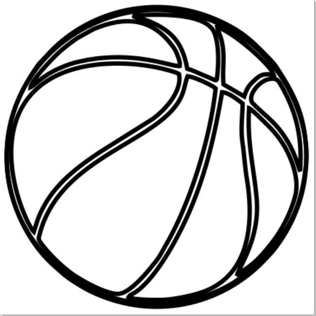 Tranh tô màu bóng chuyền