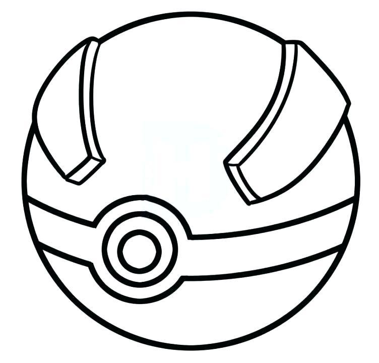 Tranh tô màu quả bóng độc đáo