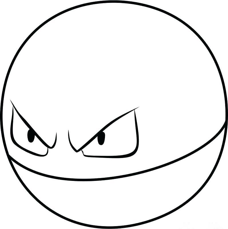 Tranh tô màu quả bóng giận dữ