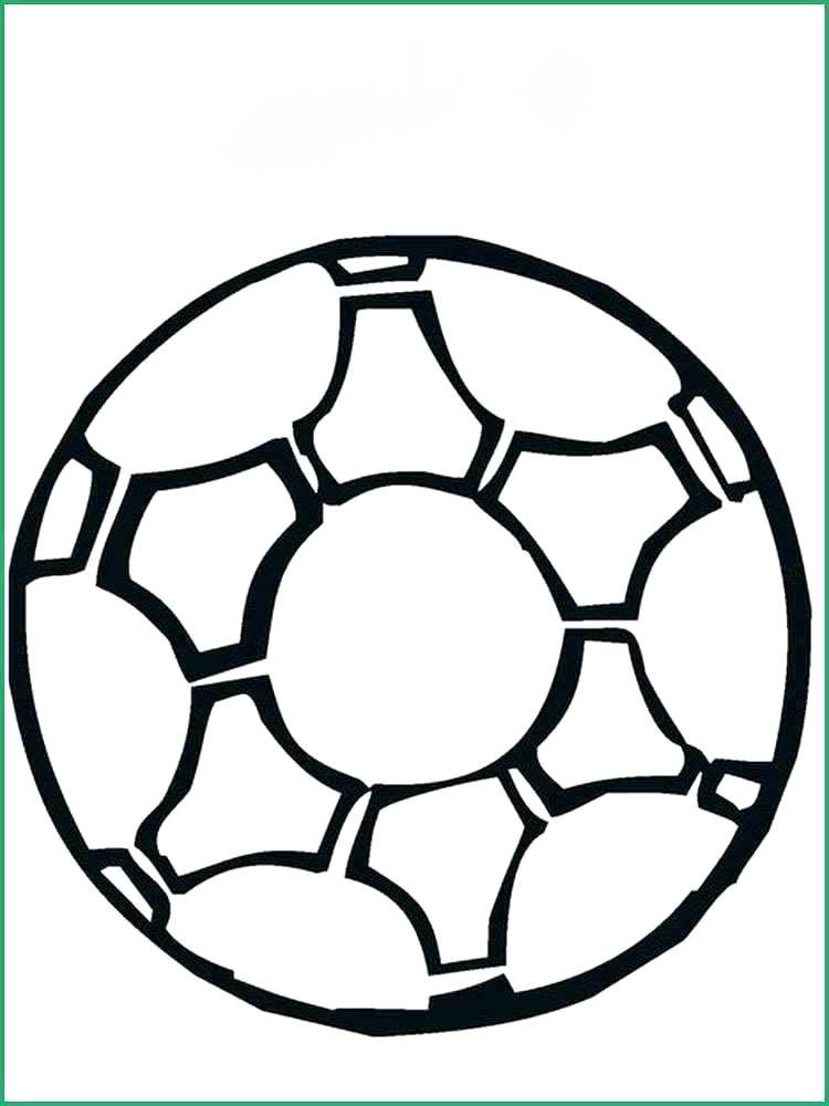 Tranh tô màu trái bóng đá