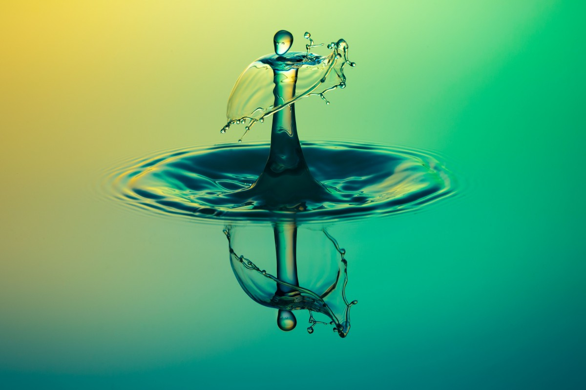 Ảnh đẹp nhất về giọt nước