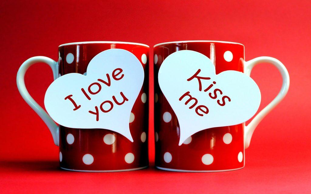 Chữ I Love You đẹp nhất