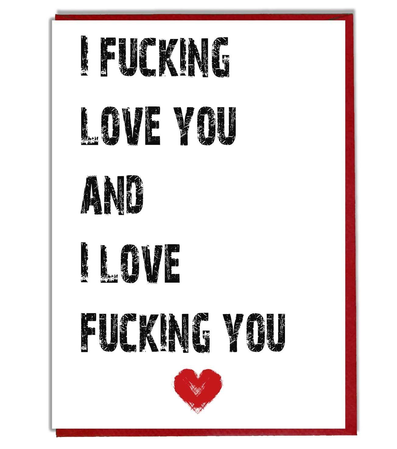 Hình ảnh chữ I Love You ngộ nghĩnh