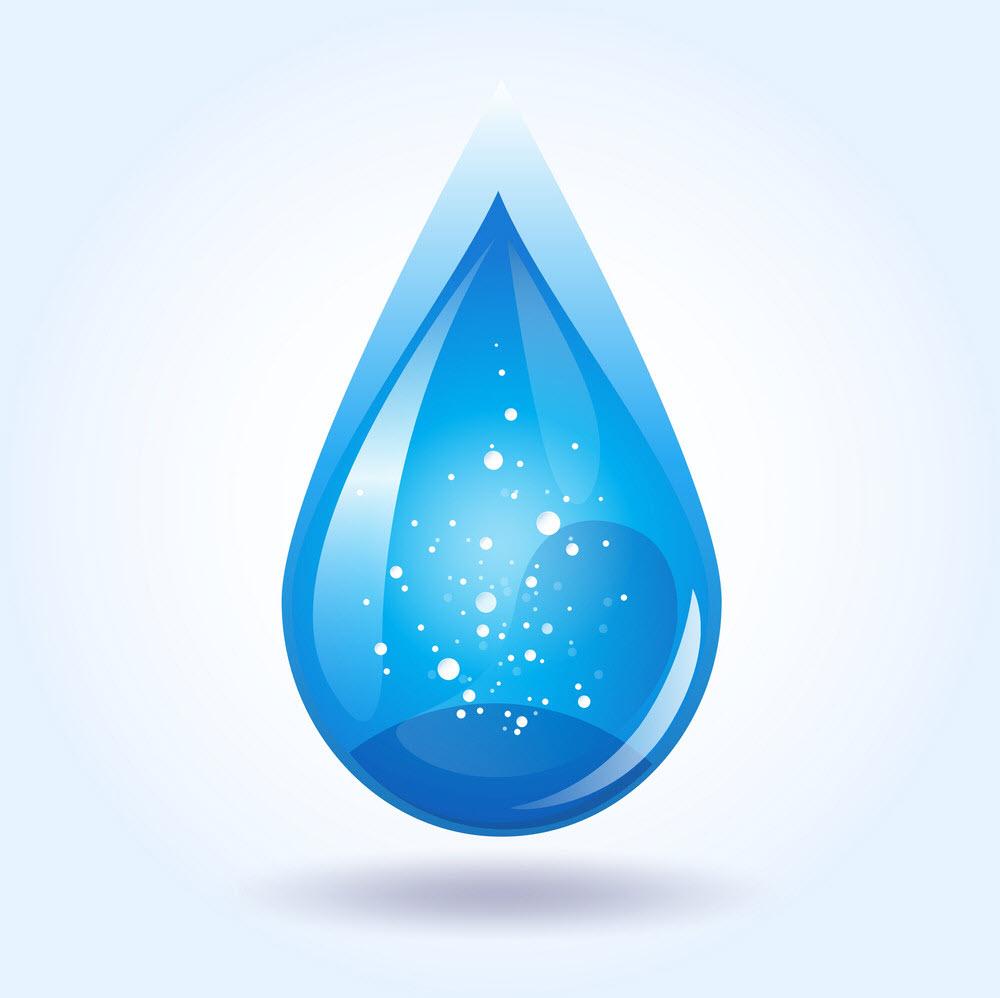 Hình ảnh giọt nước lấp lánh