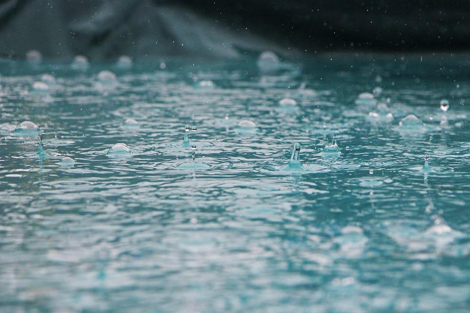 Hình ảnh giọt nước mưa