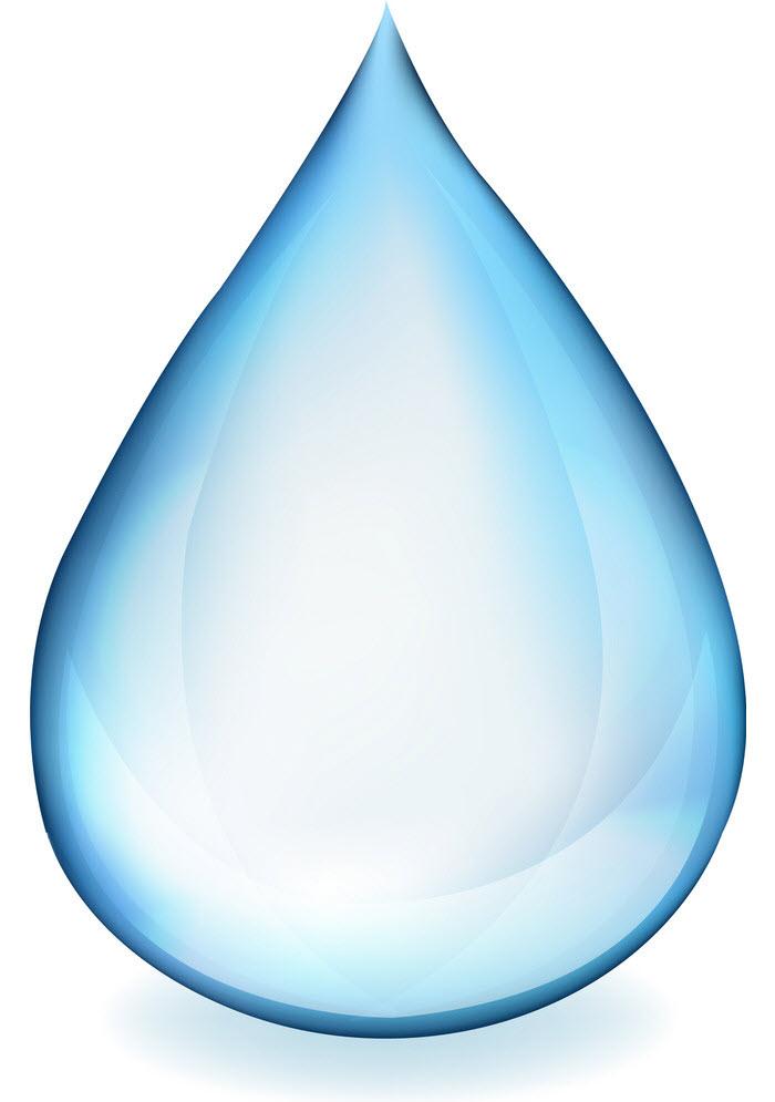 Hinh ảnh giọt nước sạch