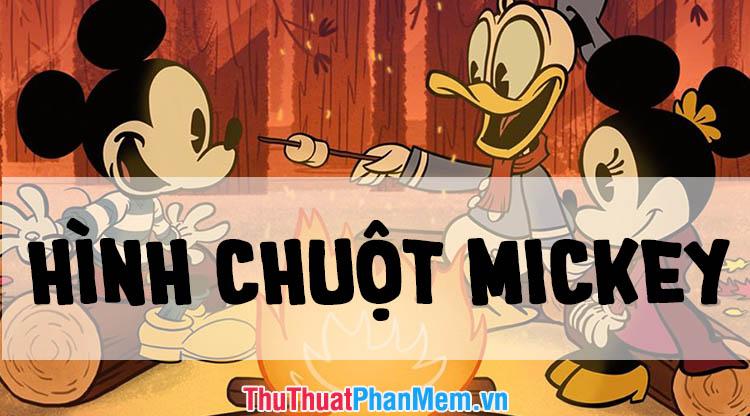 Những hình ảnh chuột Mickey đẹp nhất