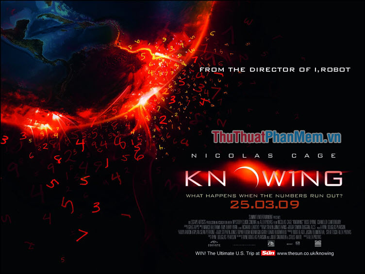 Knowing – Hỗn số tử thần (2009)