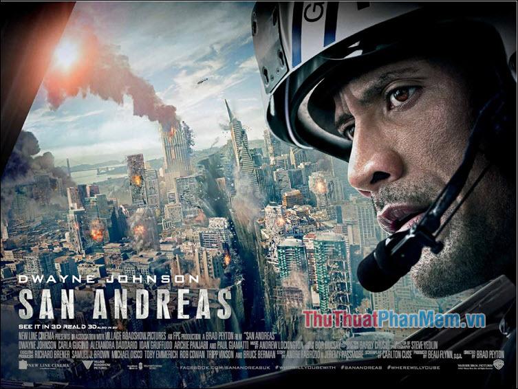 San Andreas – Khe nứt San Andreas (2015)