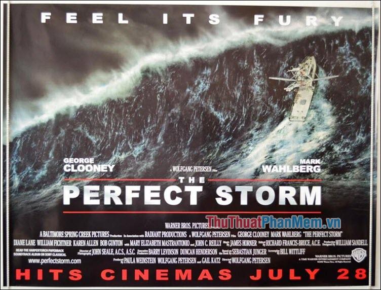The Perfect Storm – Siêu bão kinh hoàng (2000)
