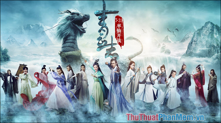 Tru tiên Thanh Vân Chí – The Legend of Chusen (2016)