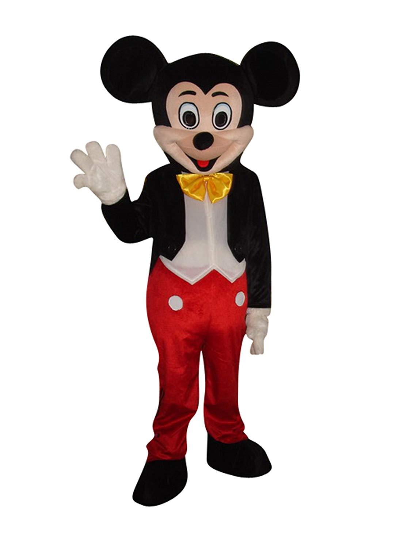 Chú chuột Mickey vươn tay chào