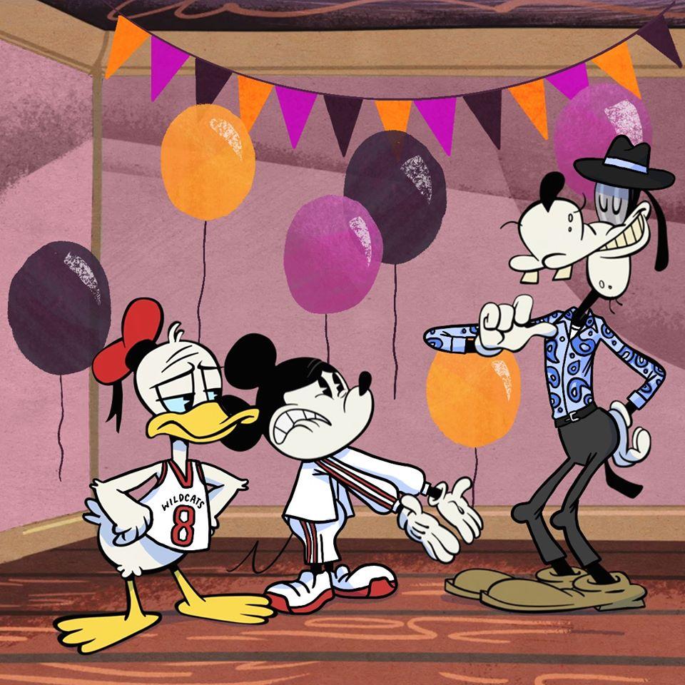 Chuột Mickey hình ảnh đẹp