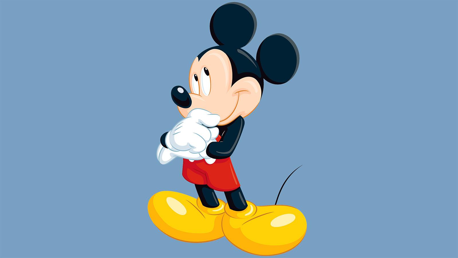 Hình ảnh chú chuột MIckey đẹp