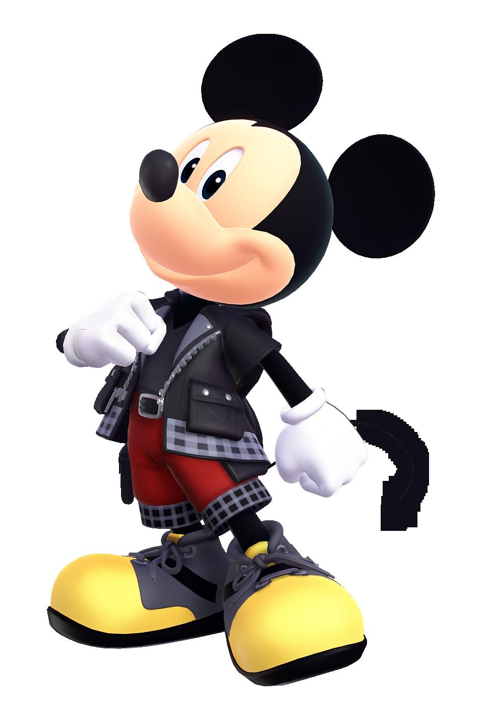 Hình ảnh chuột Mickey mặc đồ năng động