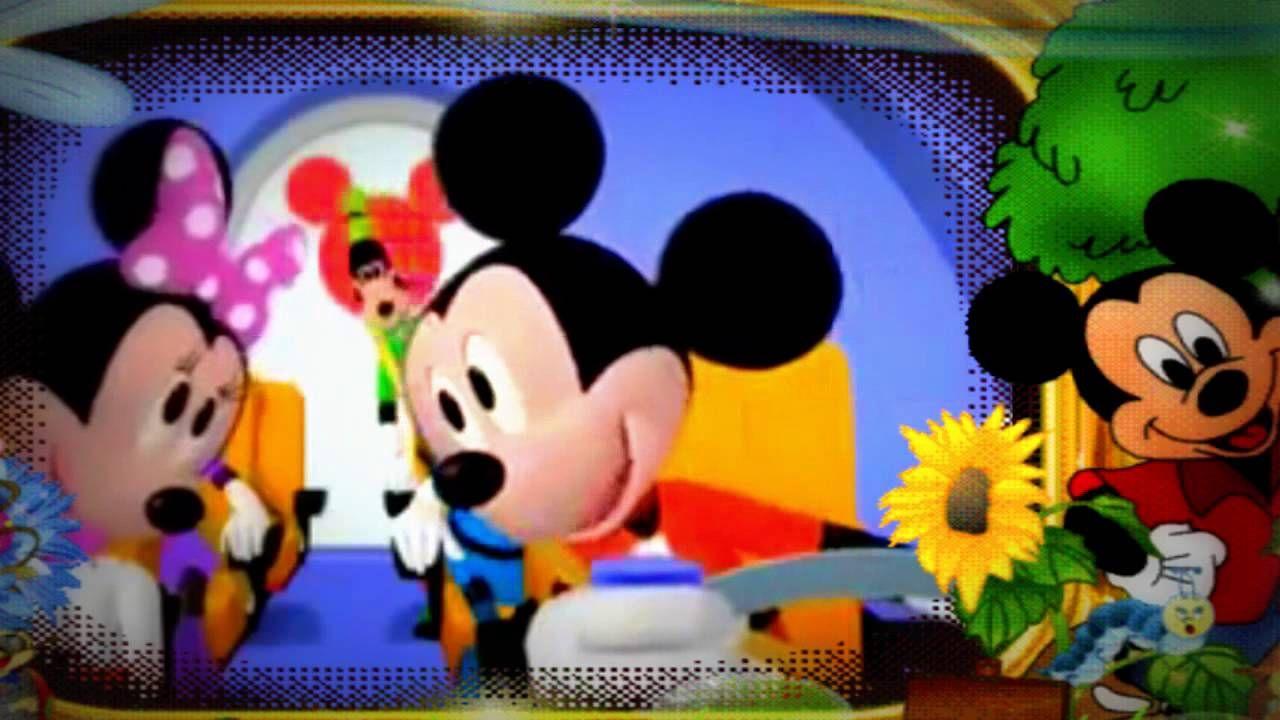 Hình ảnh những chú chuột Mickey