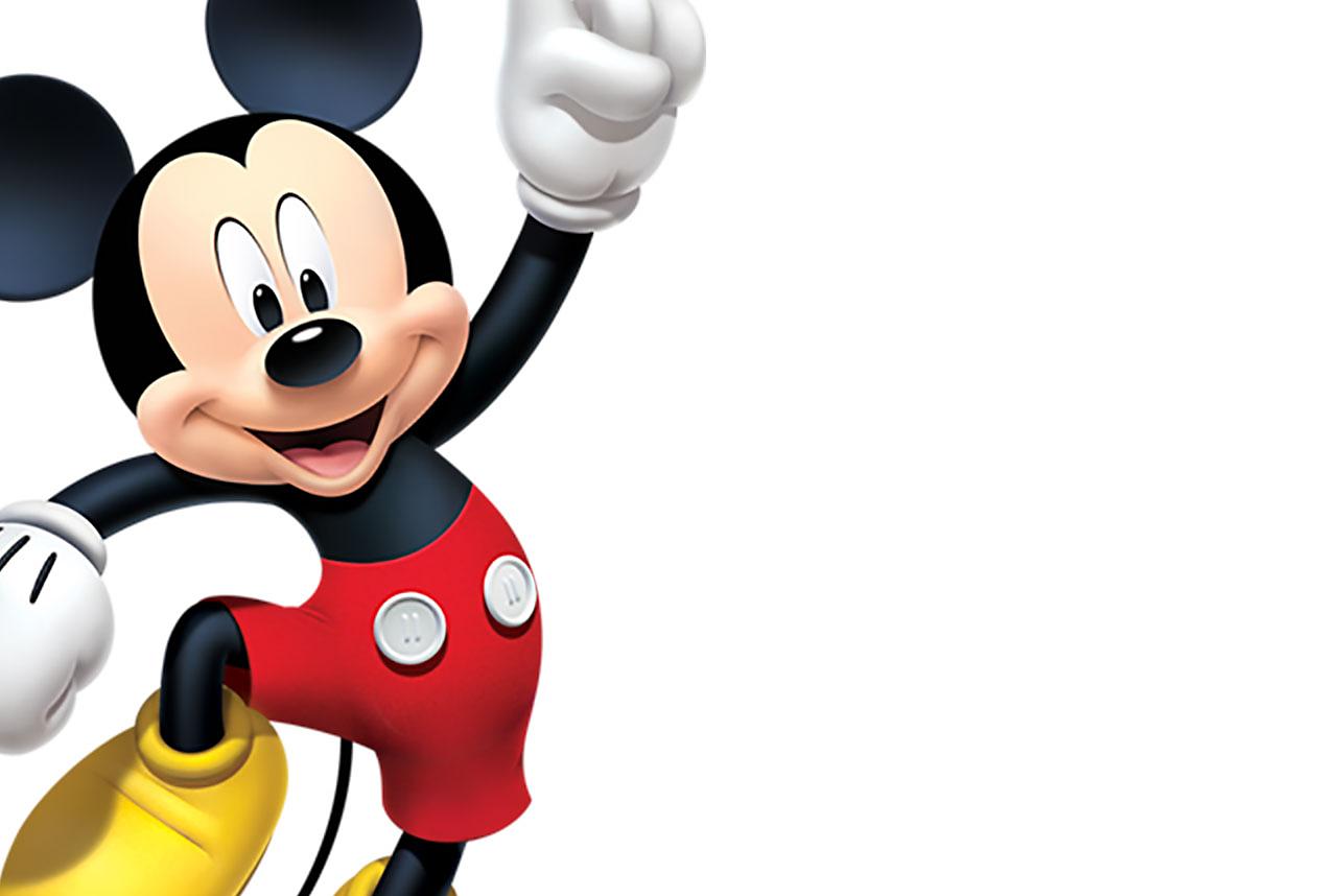 Hình chuột Mickey 3D cực đẹp