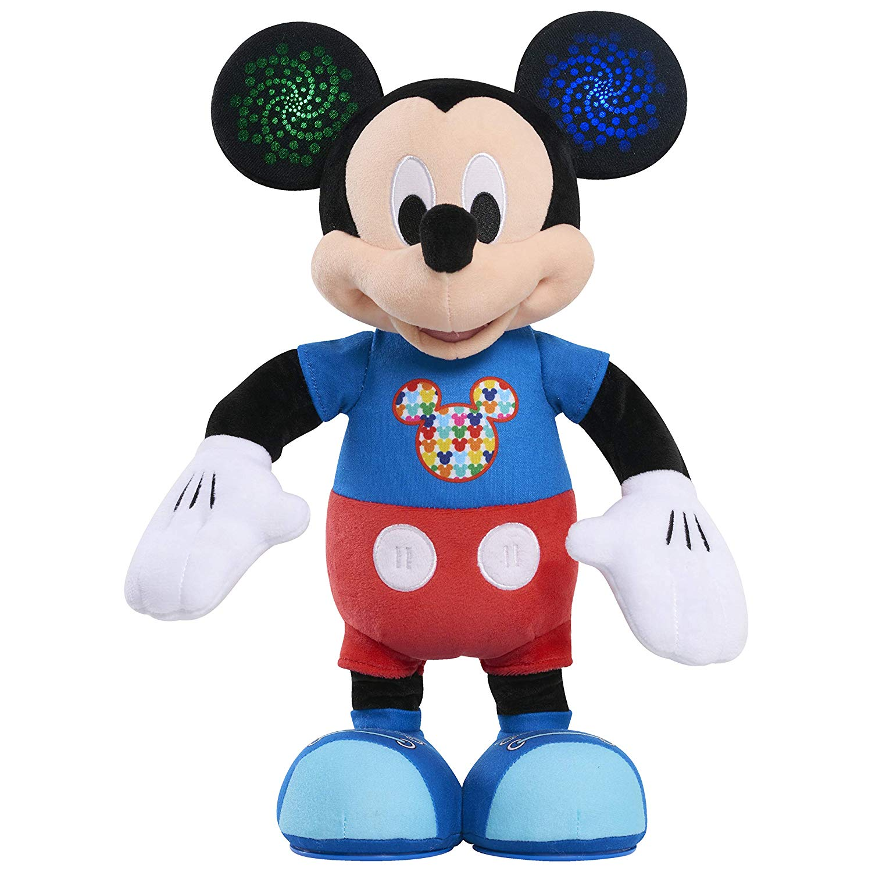 Món đồ chơi chuột Mickey bằng bông