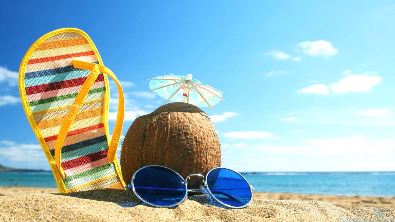 Mùa hè du lịch bãi biển