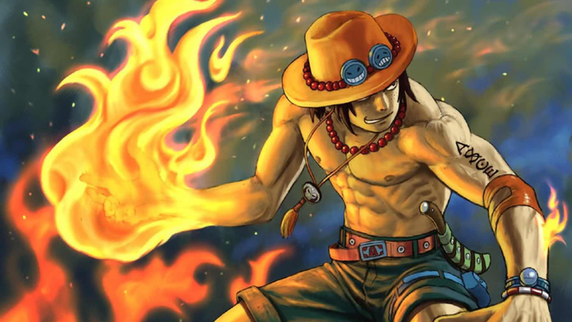 Ảnh 3D Luffy đẹp