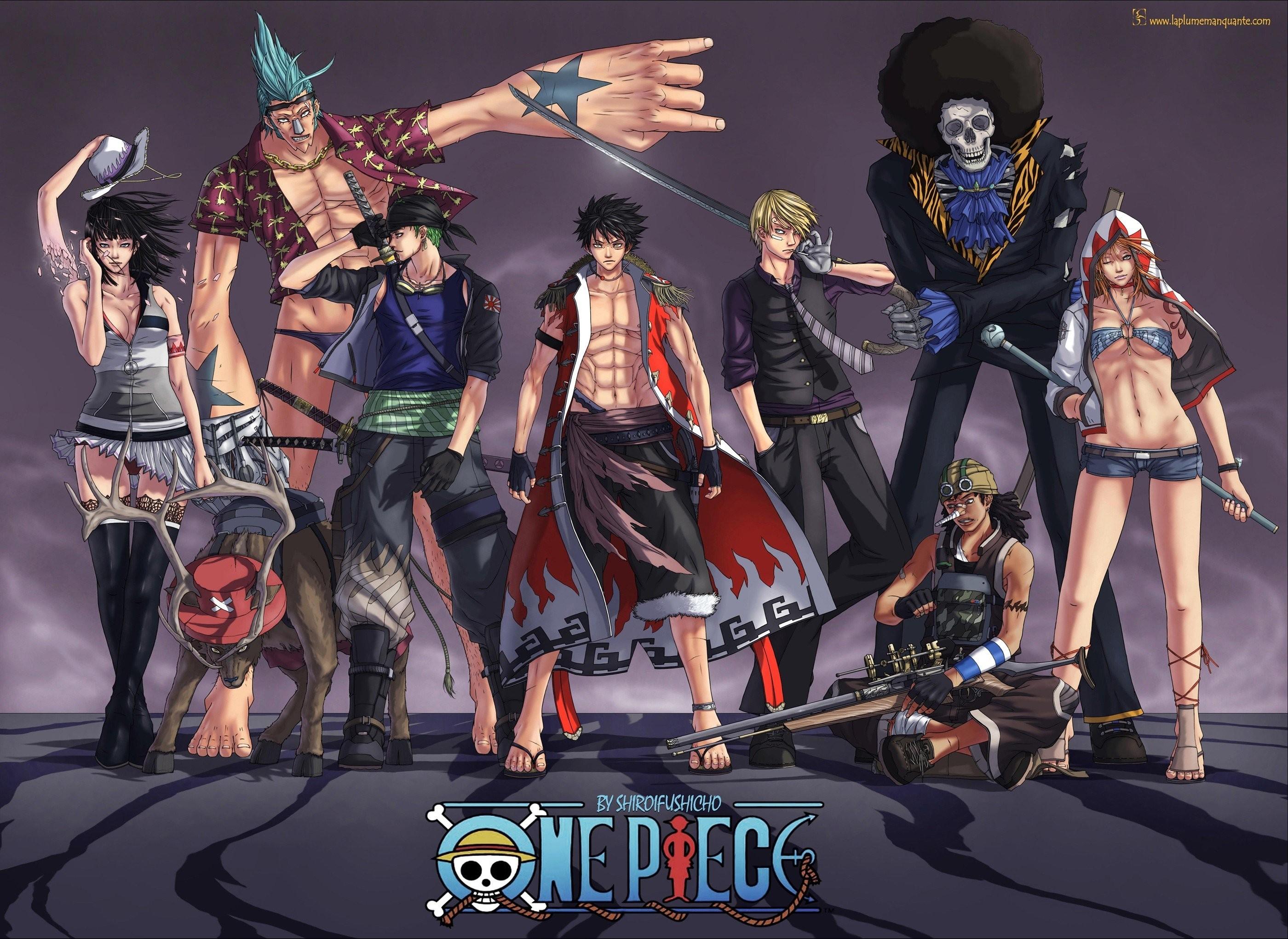 Ảnh 3D One Piece cực đẹp