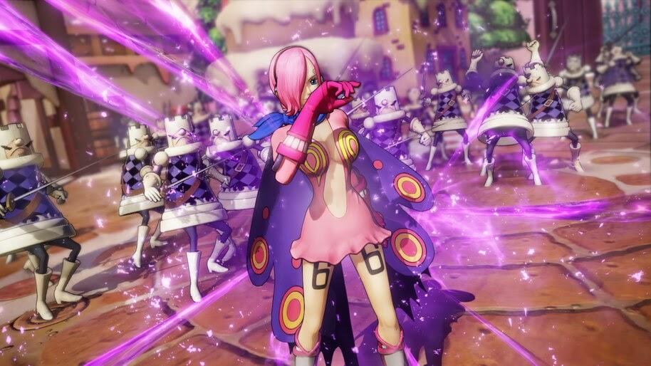Ảnh 3D Perona One Piece đẹp nhất
