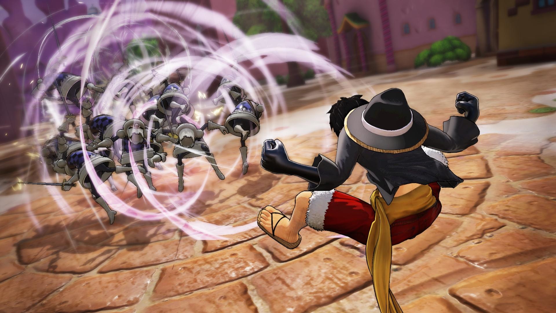 Ảnh Luffy 3D cực đẹp