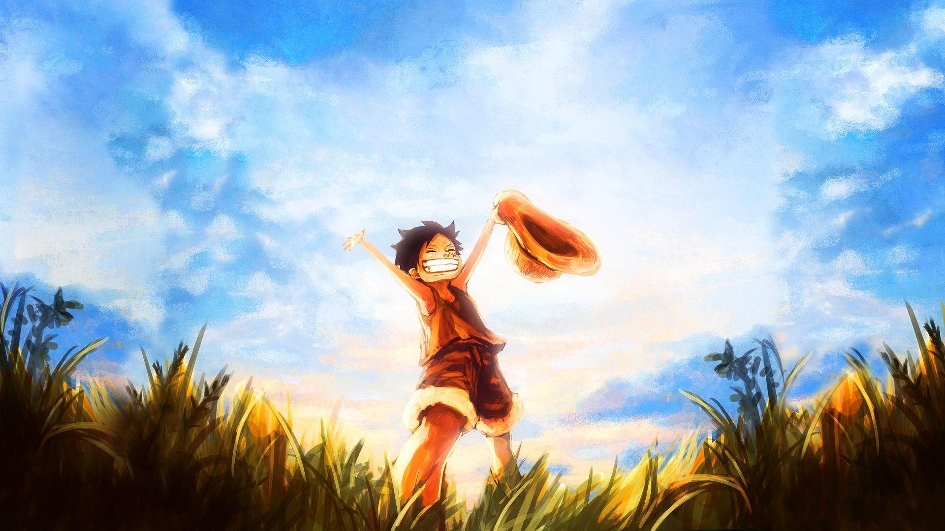 Hình ảnh Luffy 3D cực chất