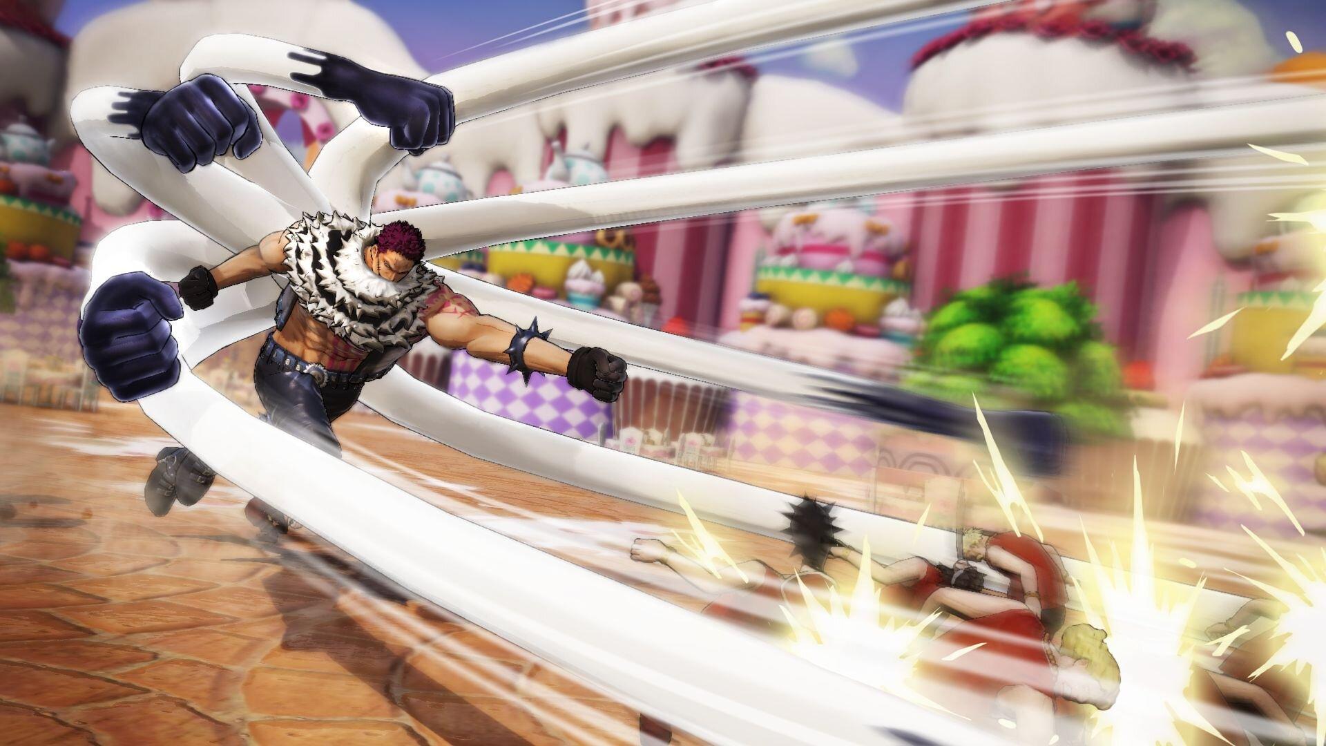 Hình ảnh One Piece 3D cực chất