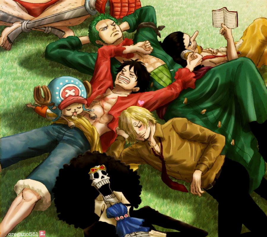 Hình ảnh One Piece 3D đẹp nhất thế giới