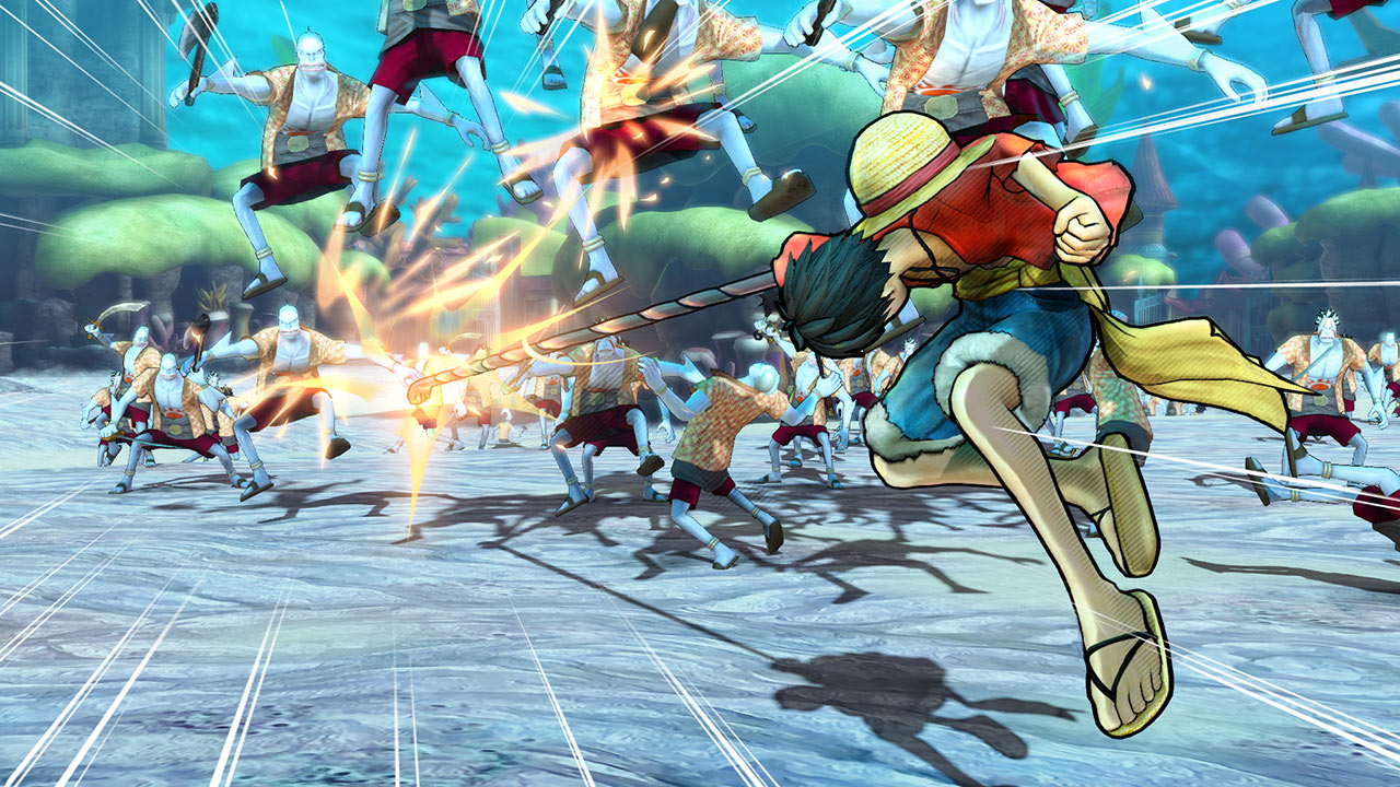 Hình Luffy 3D One Piece cực đẹp