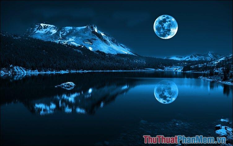Đêm trăng - Hàn Mặc Tử