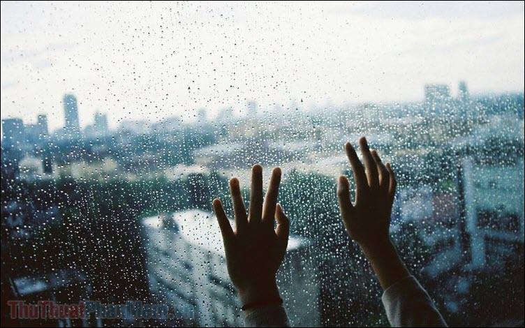 Những bài thơ về mưa hay nhất